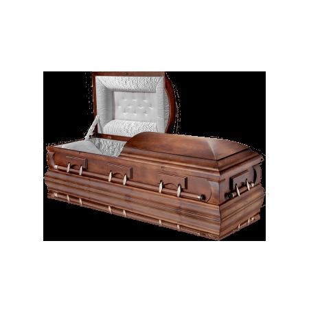 Гробы двухкрышечные